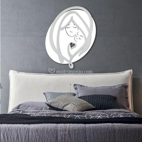Mazzola luce illuminazione e design - Quadro camera letto ...