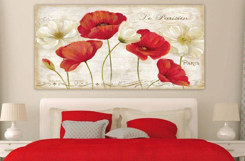 Quadro camera da letto di mazzola luce illuminazione e design foto 20