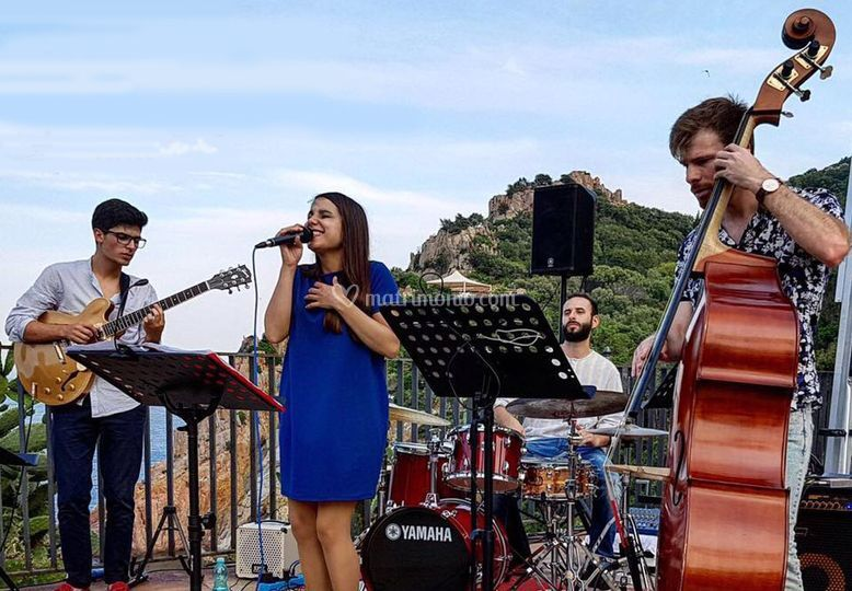 MoodElement Jazz Quartet