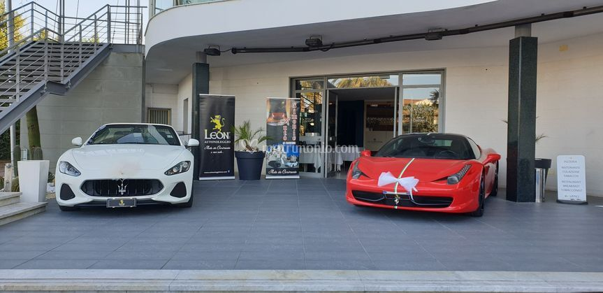 Grancabrio 2020 e Ferrari 458