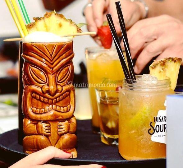 Cocktail tropicali
