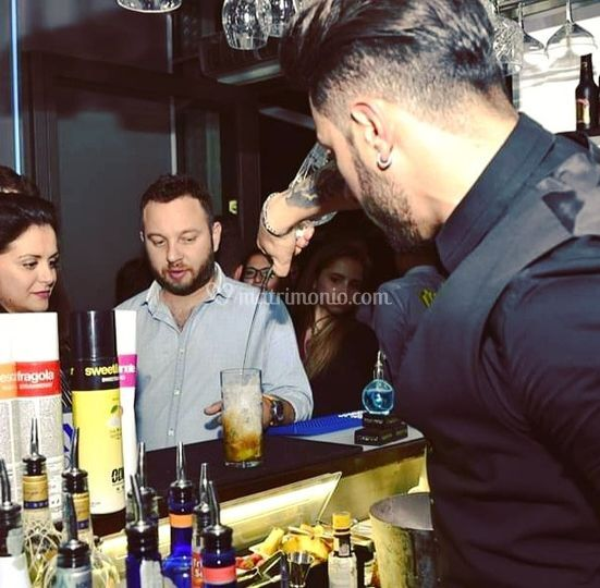 Servizio barman