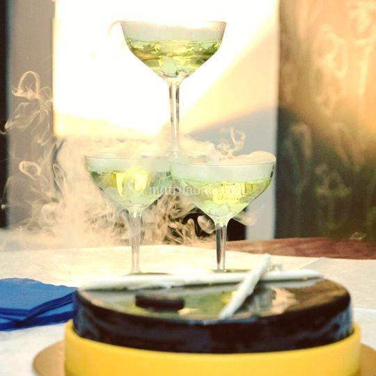 Cocktail scenografici