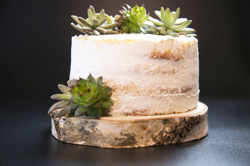 "Torta in stile ""Botanical"""