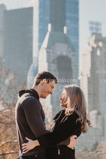Shooting di coppia a NY city