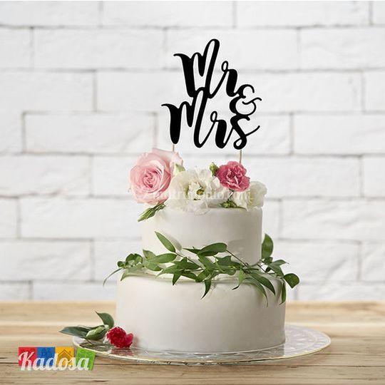 Topper Torta Originali