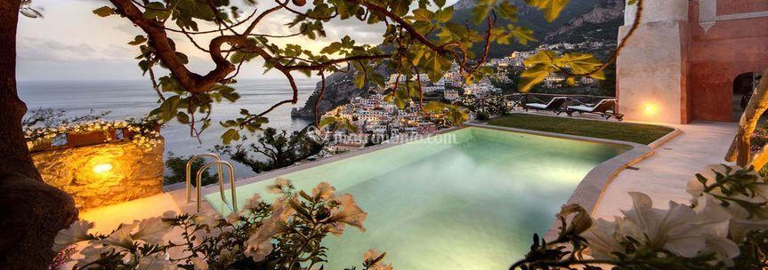 Villa San Giacomo piscina