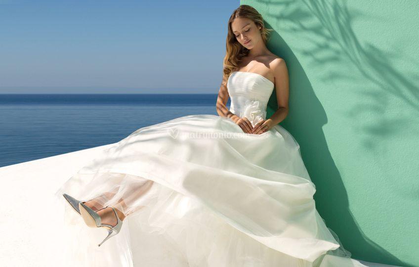 Rosamilia abiti da sposa