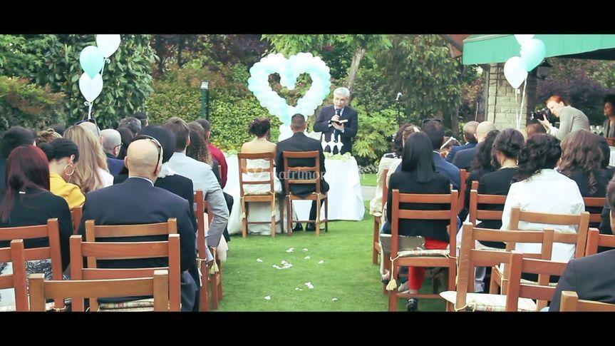 Matrimonio Alfredo & Carolina