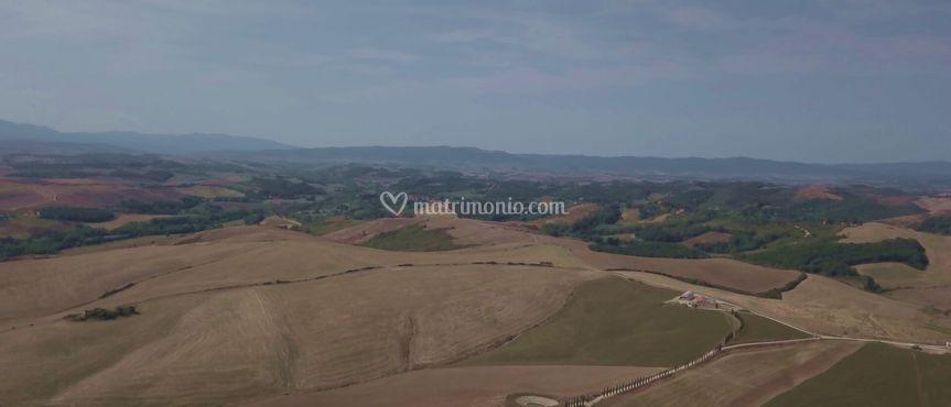Villa Il Boscarello - Toscana