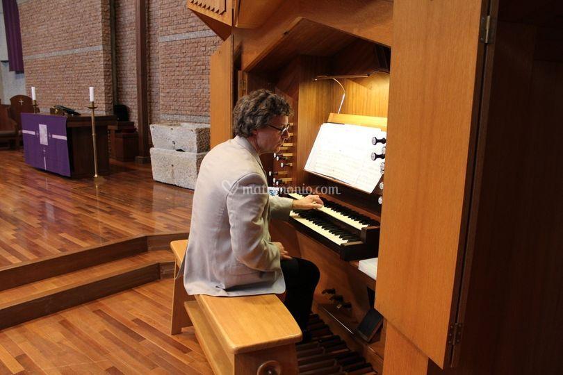 Sandro Peri Organista