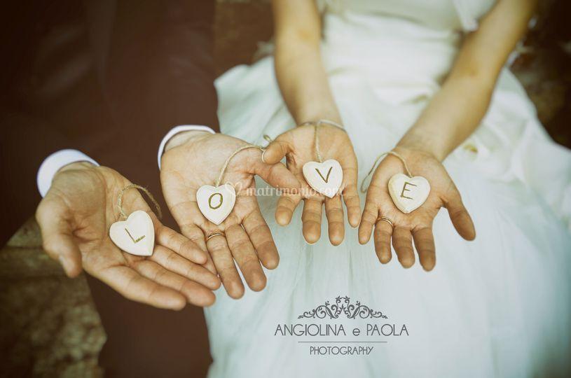 Angiolina e Paola photography