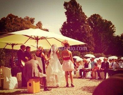 Matrimonio villa Lucca