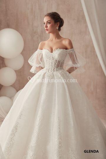 Alma couture sposa