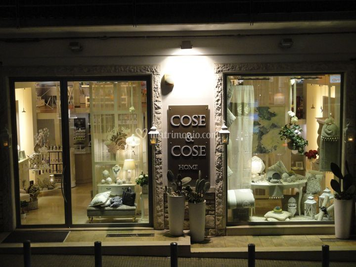 Cose & Cose Home