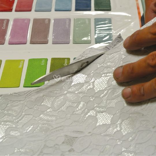 Scelta di pellame e colore.
