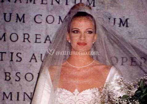 Acconciatura sposa Sandro Crisci