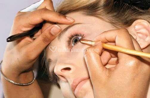 Make up Sandro Crisci