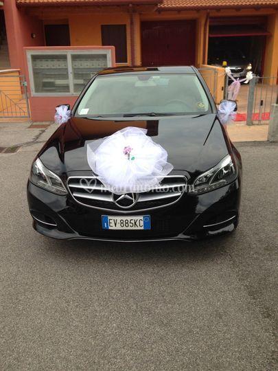 Fiocco auto sposi