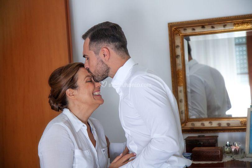 Lo Sposo e la mamma