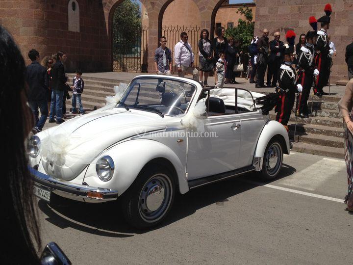 Volkswagen Maggiolone Cabrio