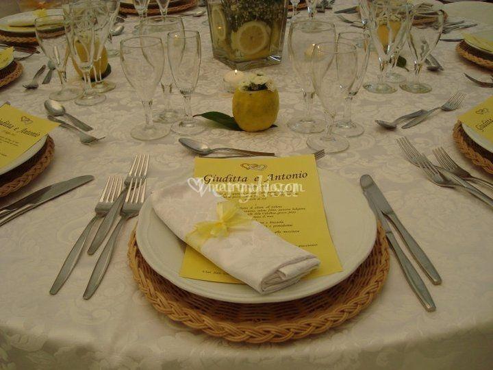 Matrimonio Tema Limoni : Verylisa