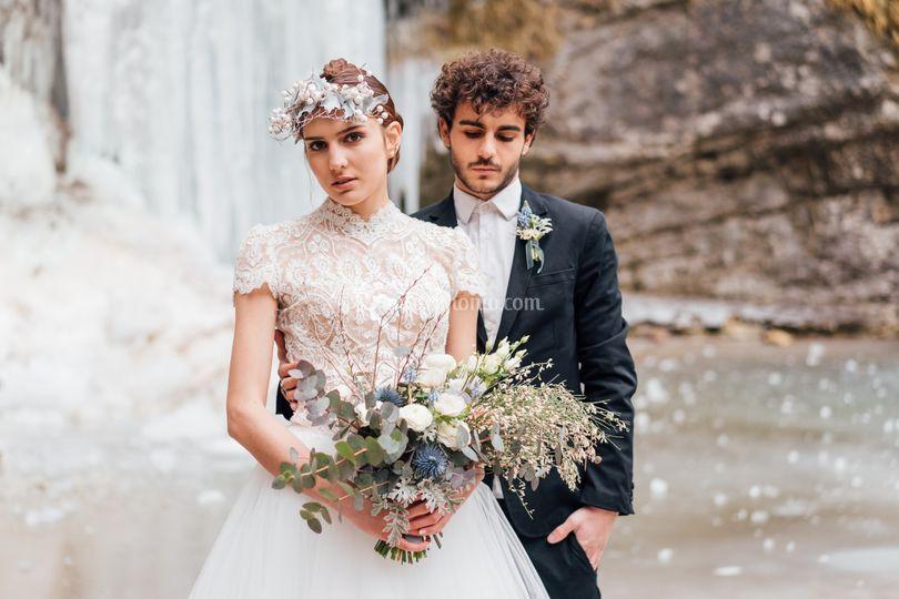 Frozen Love - Winter Wedding