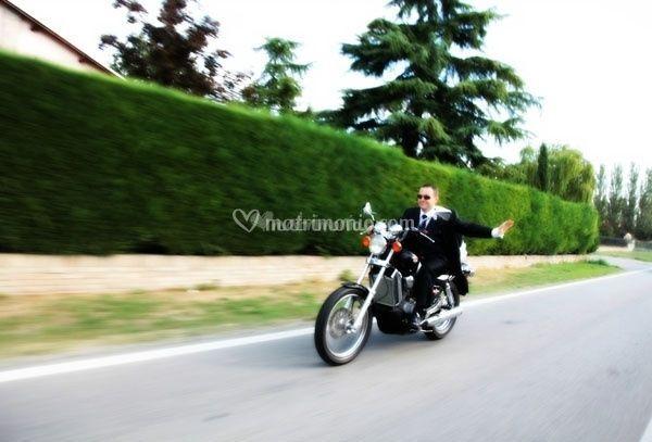 Partecipazioni Matrimonio Harley.Matrimonio Tema Harley Davidson