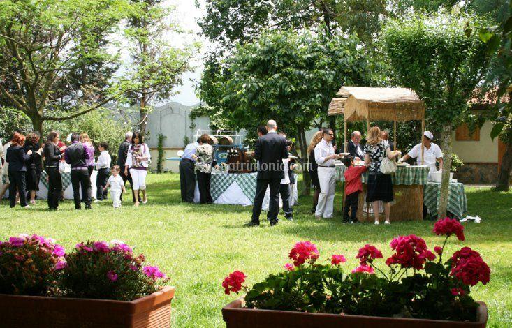 Eventi in giardino