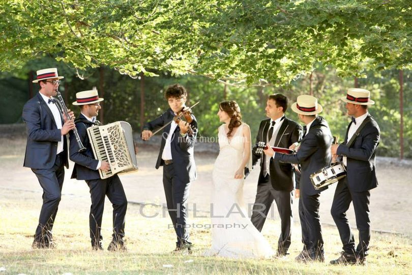 Matrimonio In Alta Quota : Armonia band