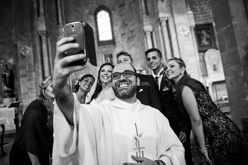 Religion selfie