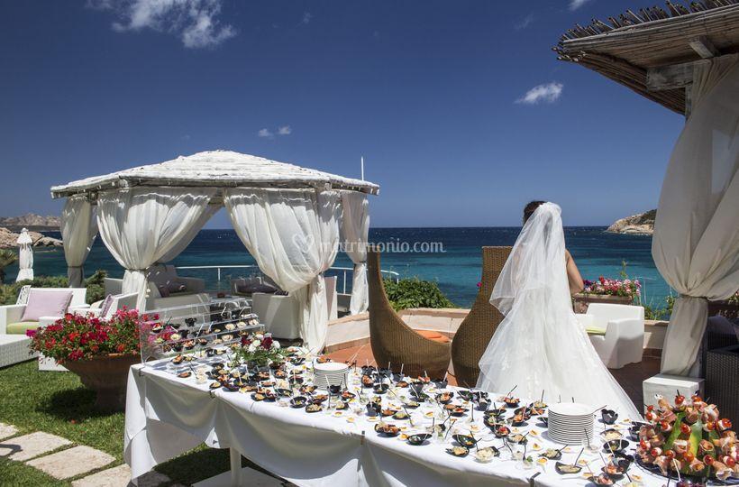 Matrimonio Simbolico Sardegna : Club hotel baja sardinia
