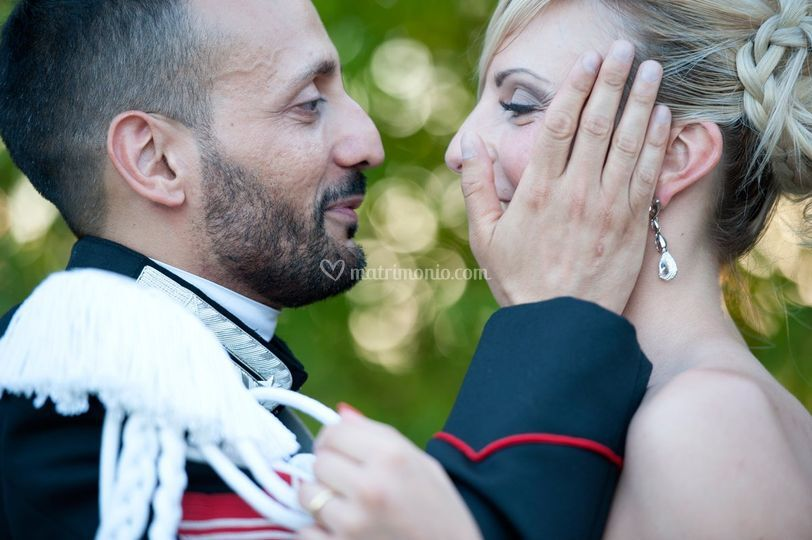Matrimonio in uniforme