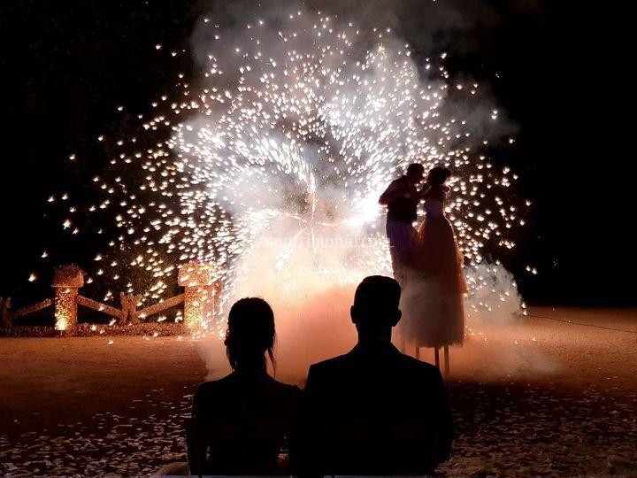 Matrimoni scintillanti