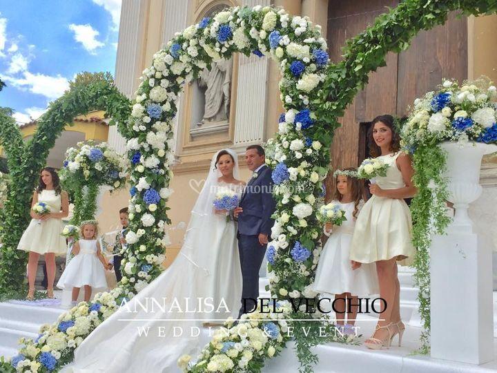 Annalisa del Vecchio wedding design