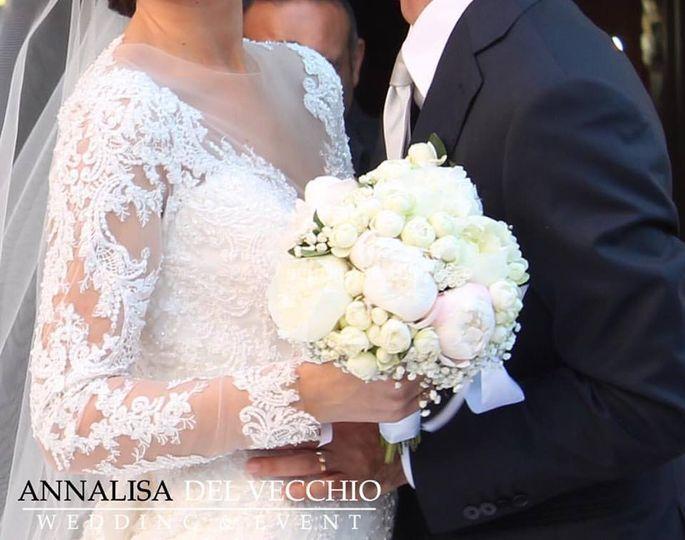 Bouquet Sposa Enzo Miccio.Annalisa Del Vecchio Wedding Design