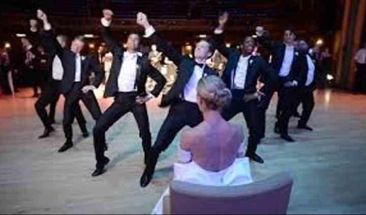Lo sposo ballerina