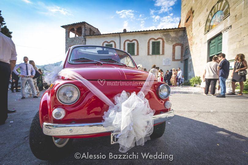 Macchine Matrimonio Toscana : Fiat matrimonio