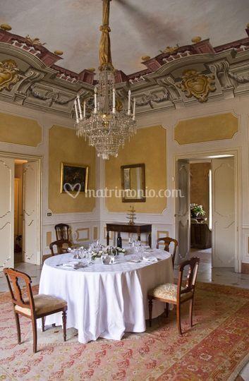 La stanza da pranzo di villa tasca foto 13 - Stanze da pranzo ...