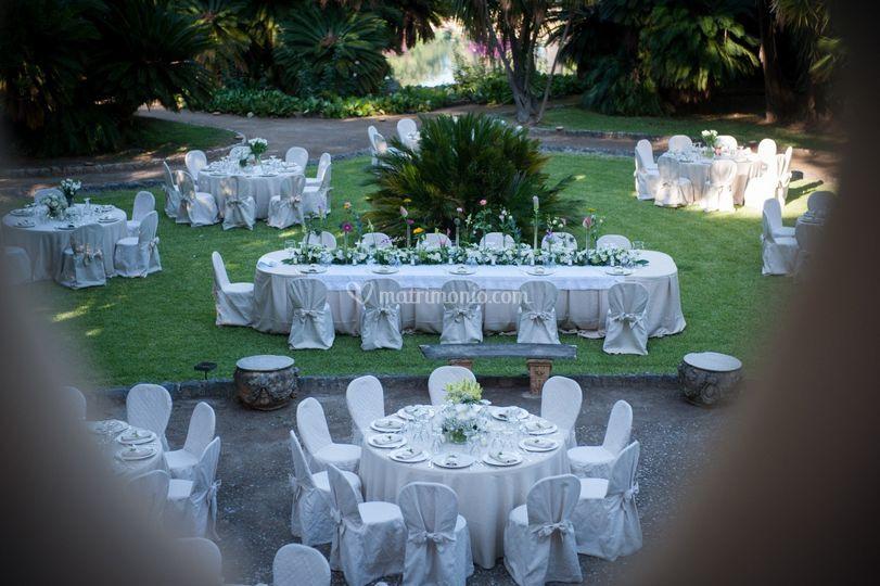 Matrimoni in giardino