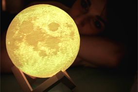 BeCreative Moon Lamp