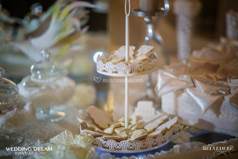 Biscottini di nozze