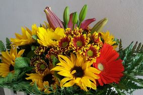 I fiori all'angolo
