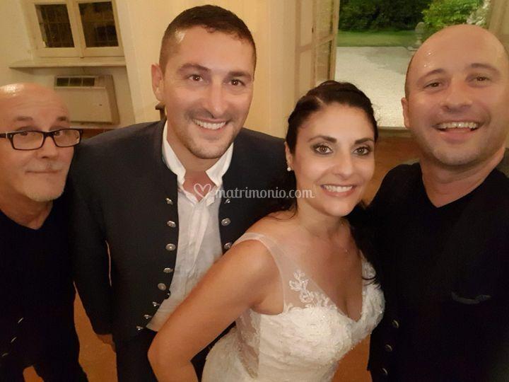 Matrimonio Erica & Maurizio