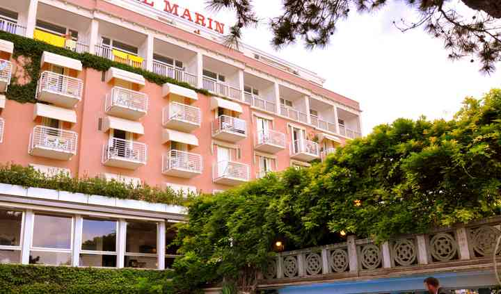 Hotel Marin Weddings