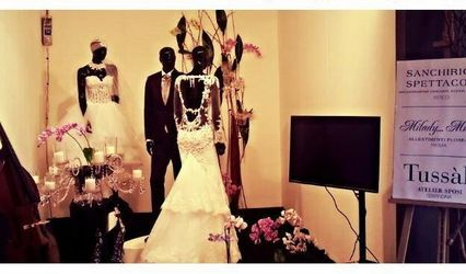 Sanchirico Wedding