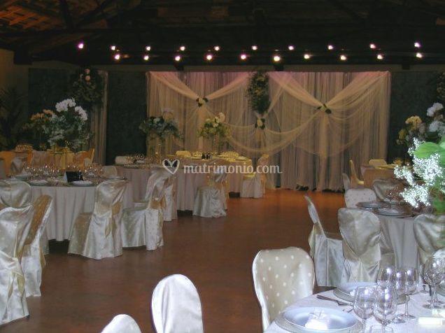 Villa gioiagrande for Decorazione giardino matrimonio