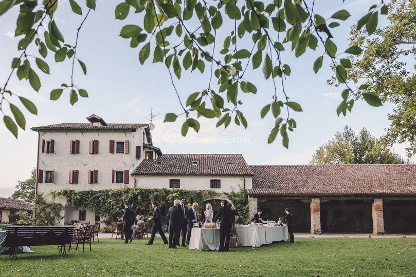 Villa Bencontenta - buffet