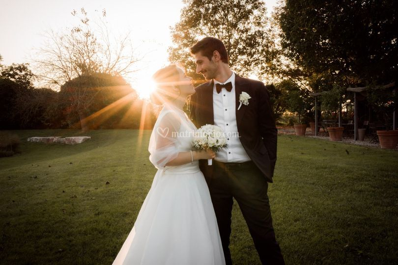 Matrimonio-Villa Da Porto