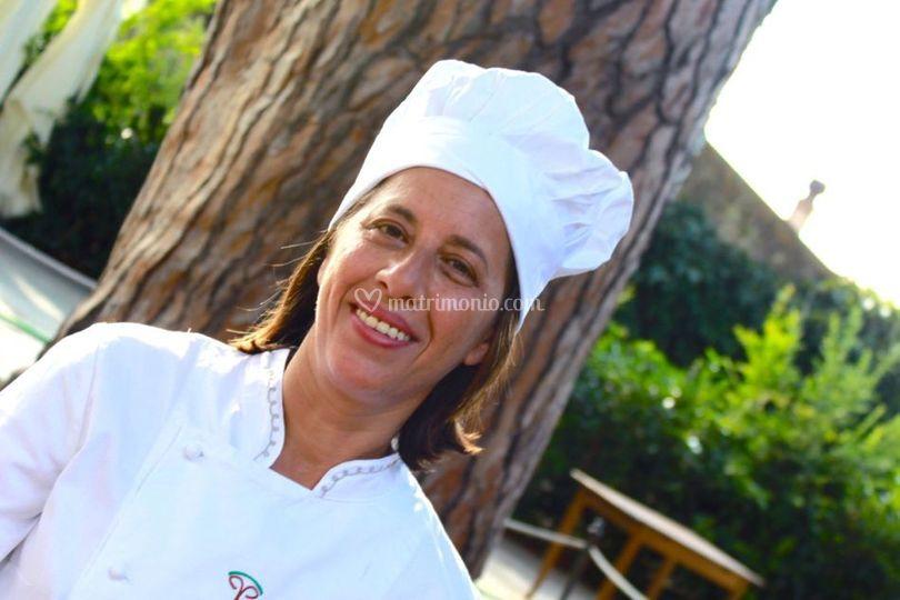 La Chef Maria Campisi